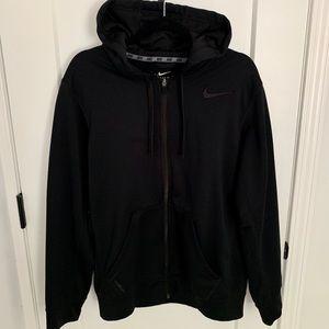 Men's Nike Zip-Up Fleece Hoodie